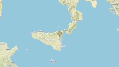 Photo of Terremoto 6 km S Moio Alcantara (ME) – Magnitudo (ML) 3.2