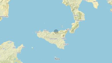 Photo of Terremoto 1 km NW Mistretta (ME) – Magnitudo (ML) 3.0