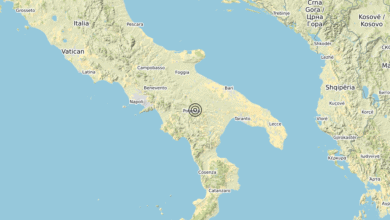 Photo of Terremoto 3 km N Anzi (PZ) – Magnitudo (ML) 3.5