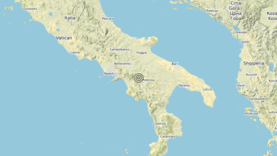 Photo of Terremoto 2 km SW Salvitelle (SA) – Magnitudo (ML) 3.2
