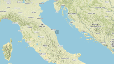 Photo of Terremoto Costa Marchigiana Fermana (Fermo) – Magnitudo (ML) 3.5