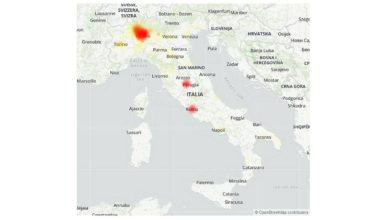 Photo of Vodafone down, problemi sulla rete a Milano e Roma