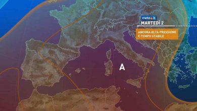 Photo of Meteo di domani e di marzo 2021. Stabile ma più fresco?