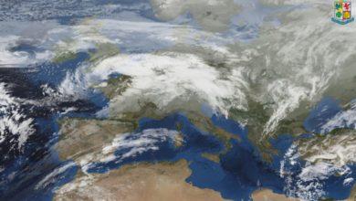 Photo of MeteoLive: pioggia, venti e primavera dall'Atlantico