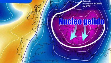 Photo of Meteo: il gelo siderale alle porte dell'Italia: arriverà? Ultimissime