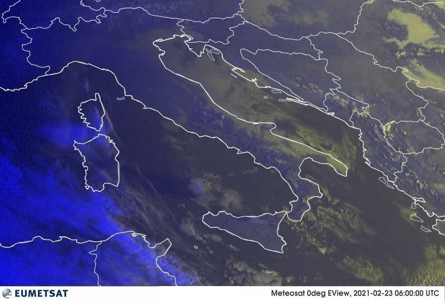 Previsioni Meteo Italia 23-02-2021