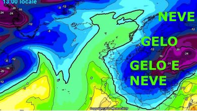 Photo of CLAMOROSO! Il METEO MARZO 2021 il più freddo dal 1987?