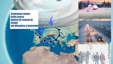 Photo of Meteo: pioggia e neve, quando torneranno? Ultime novità