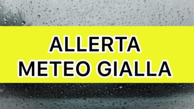 Photo of Meteo, maltempo: allarme in 15 Regioni