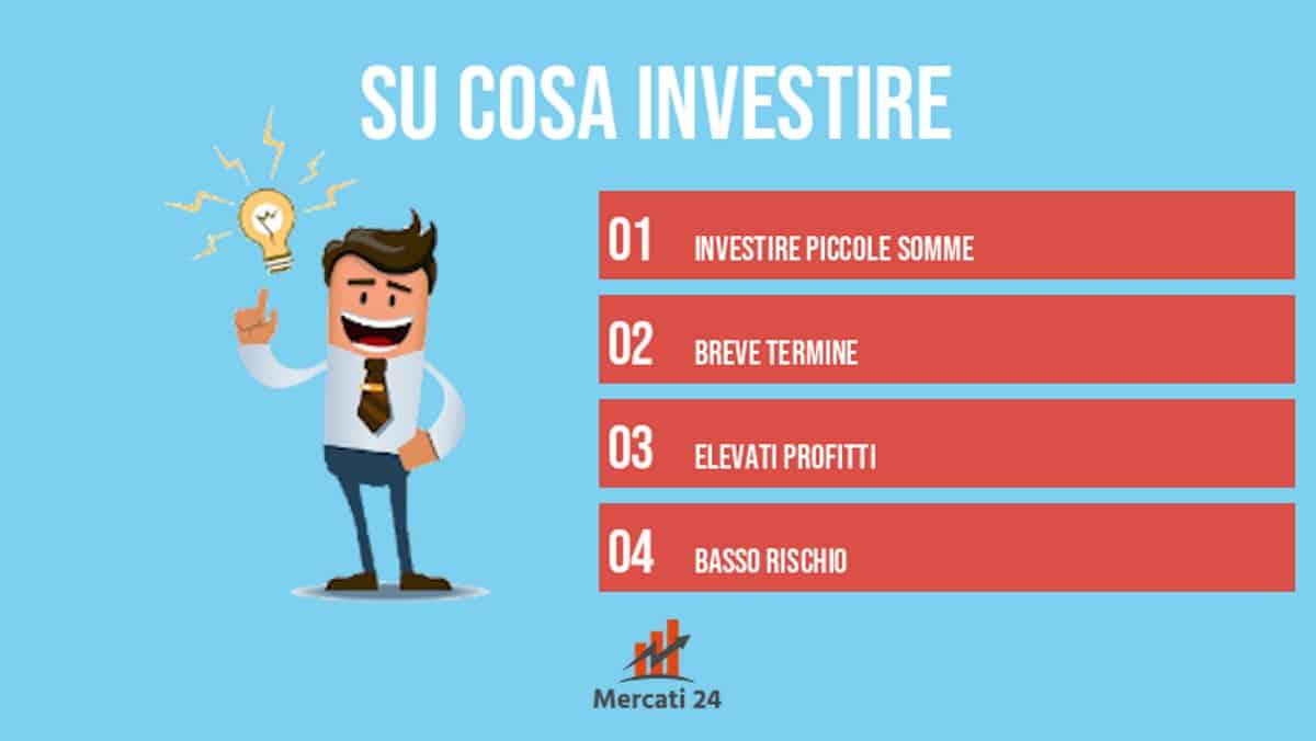 Come e dove Investire Oggi