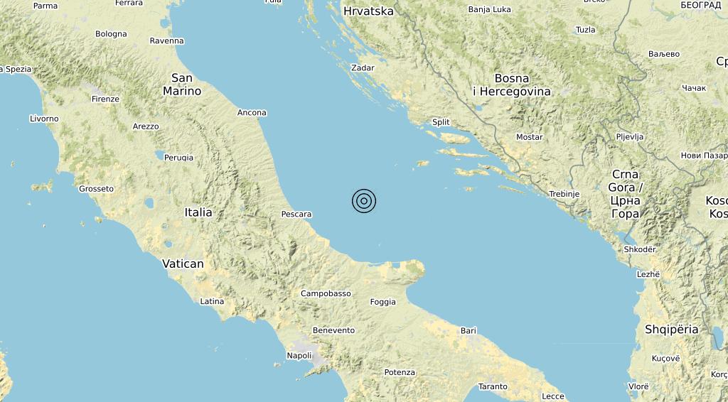 Terremoto 13-02-2021