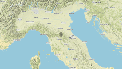 Photo of Terremoto 5 km E Borgo San Lorenzo (FI) – Magnitudo (ML) 3.1