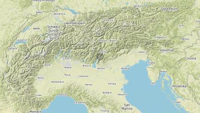Photo of Terremoto 4 km NW Ala (TN) – Magnitudo (ML) 3.5