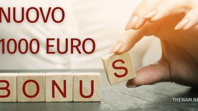 Photo of Bonus 1000 euro anche alle nuove partite IVA – Le ultimissime