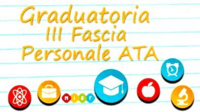 Photo of Graduatorie ATA terza fascia, DOMANDE al VIA da OGGI. Tutti i passi da fare step by step