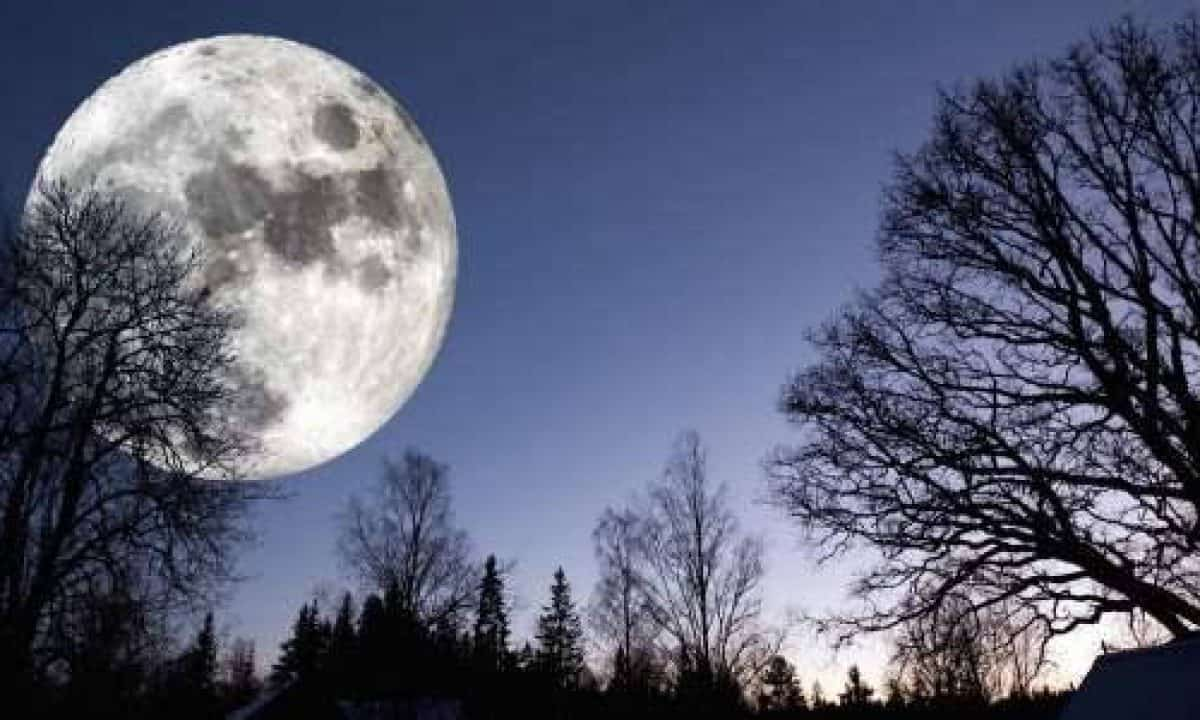 Luna Piena del Verme