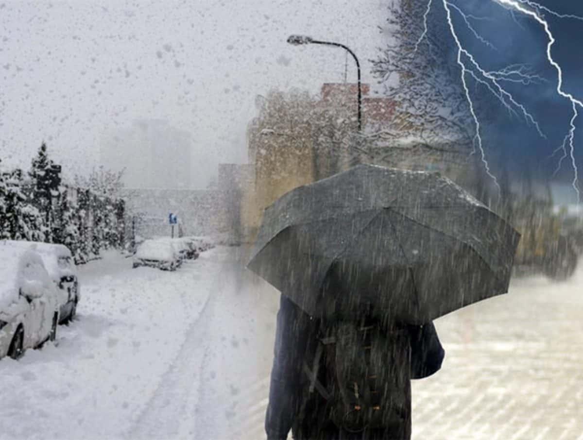 Il meteo: previsioni del tempo per oggi e domani