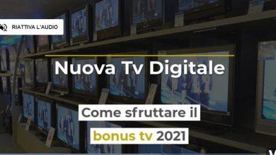 Photo of Bonus tv, verso incentivo più ricco per acquisto di televisori e decoder