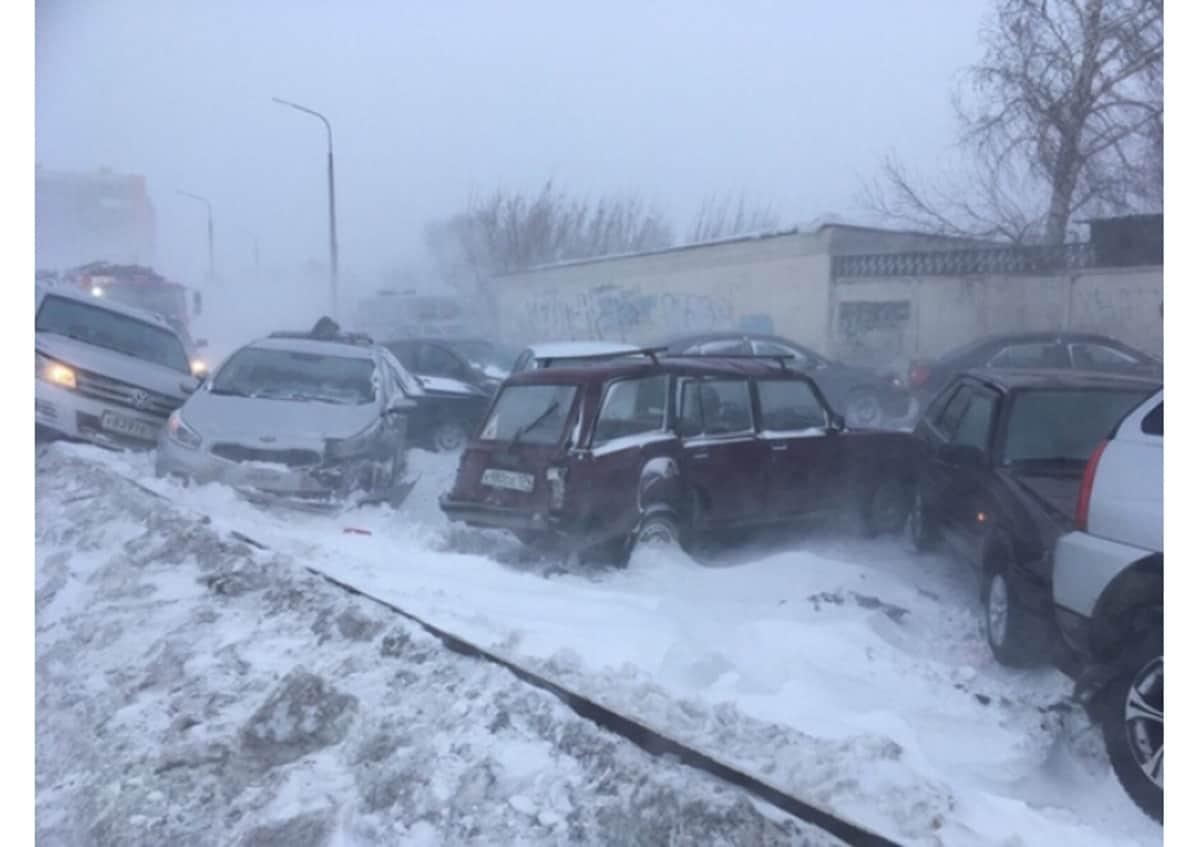 Cronaca meteo russia