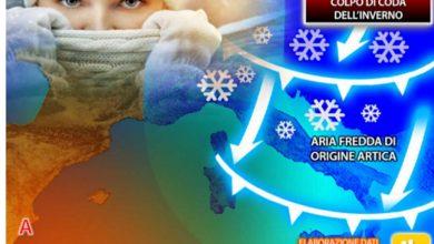 Photo of IL METEO invernale. Torna la NEVE e il GELO ARTICO. Vediamo dove (aggiornamenti e mappe)