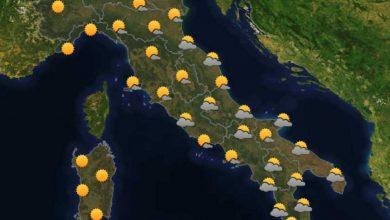 Photo of Meteo di domani: stabile e caldo ovunque