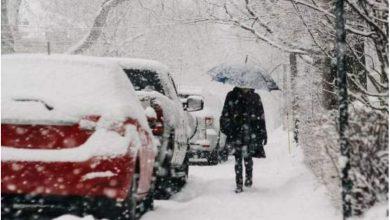 Photo of Meteo Italia: fronte freddo e inverno. La PRIMAVERA ci saluta e lascia spazio al GELO