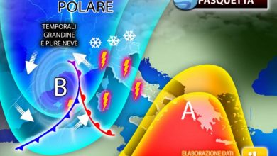 Photo of Meteo Pasqua 2021. Affondo POLARE