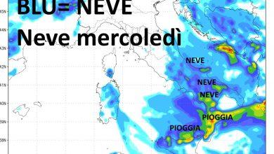 Photo of Meteo: bentornato INVERNO. Carico di FREDDO, GELO E NEVE