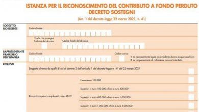 Photo of (NOVITA'!) MODULI DECRETO SOSTEGNI, ristori 5, disponibili i moduli per ottenere i contributi: ecco come fare richiesta