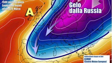 Photo of Meteo Giornale: NEVE e GELO in gran parte d'Europa. L'inverno colpisce duro, fino a quando?