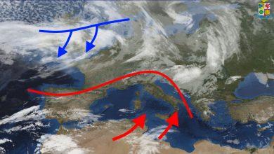 Photo of Meteo oggi: alta pressione e temperature primaverili