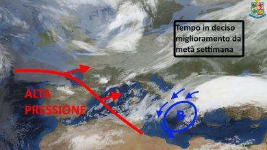 Photo of Il meteo della settimana: ancora INVERNO ma poi la SVOLTA CALDA?