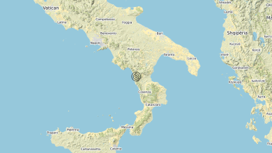 Photo of Terremoto 4 km E Buonvicino (CS) – Magnitudo (ML) 3.0