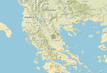 Photo of Terremoto Greece – Magnitudo (ML) 6.3