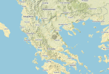 Photo of Terremoto Greece – Magnitudo (ML) 5.1