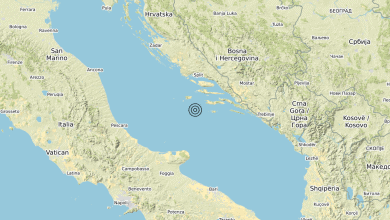 Photo of Terremoto oggi 27 marzo- VIOLENTA SCOSSA IN TUTTO IL CENTRO-SUD
