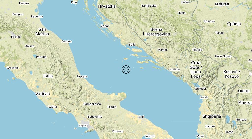 Terremoto 27-03-2021