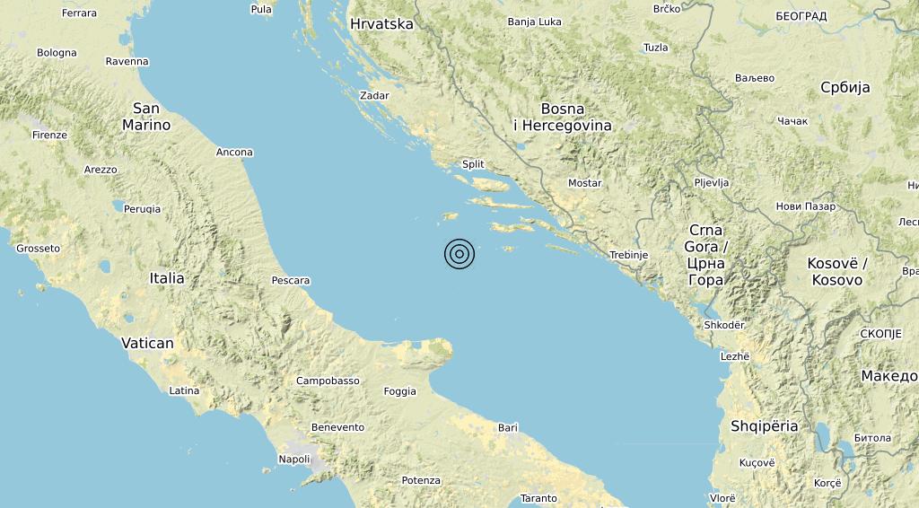 Terremoto 28-03-2021