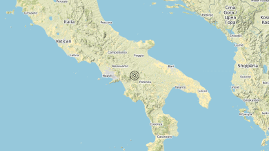 Photo of Terremoto 7 km N San Gregorio Magno (SA) – Magnitudo (ML) 3.2