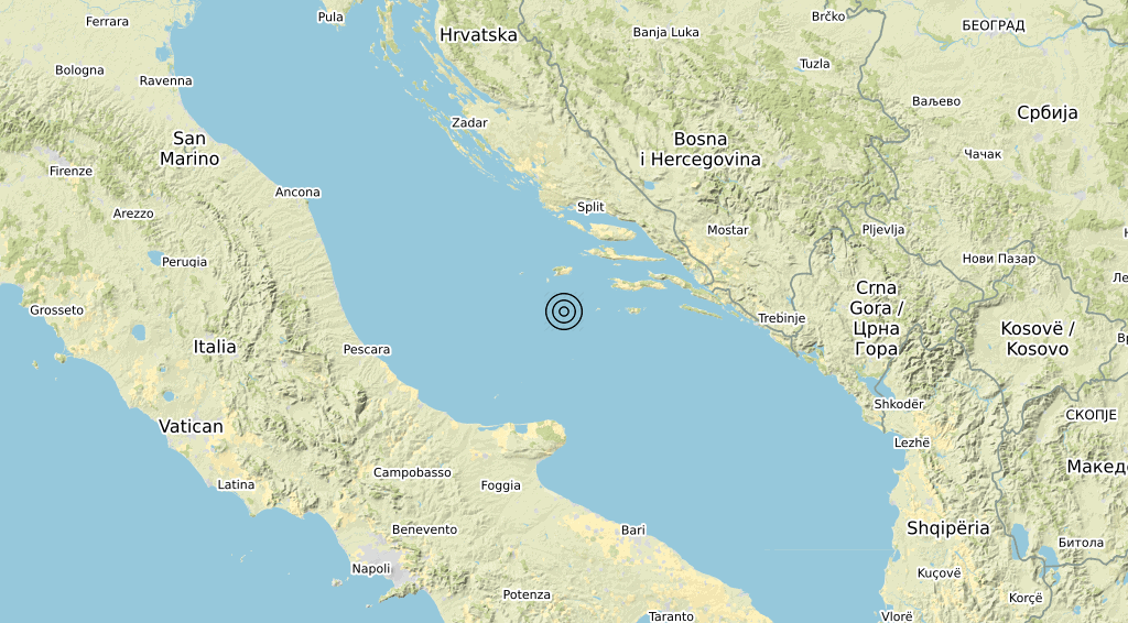 Terremoto 30-03-2021