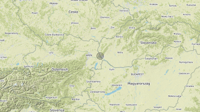 Photo of Terremoto Austria [Land] – Magnitudo (ML) 4.6