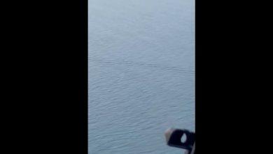 Photo of Terremoto in Adriatico. Il video che ROMPE IL MARE- ESCLUSIVO!