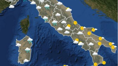 Photo of Meteo Am- Previsioni Aeronautica Militare per il weekend
