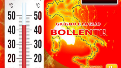 Photo of Meteo, quale SARA' IL MESE PIU' CALDO DELL' ESTATE? Previsioni del tempo per l' estate 2021