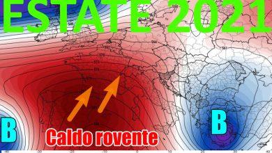 Photo of Anticiclone africano protagonista del meteo estate 2021. E' già PRONTO!