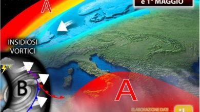 Photo of Meteo 25 aprile 2021: previsioni DETTAGLIATE! Tornerà a fare FREDDO. INCREDIBILE APRILE!