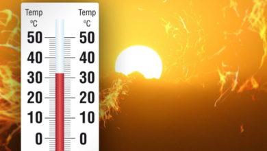 Photo of Meteolive: weekend 8-9 maggio primi 35 gradi OVUNQUE?