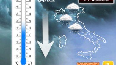 Photo of Meteo Aprile 2021, PIOGGIA per MOLTI GIORNI