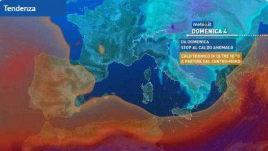 Photo of Meteo di domani, sole al NORD, freddo e NEVE al SUD