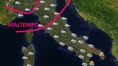 Photo of Meteo oggi e domani: maltempo severo. Ecco dove